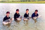 Team Pure Fishing
