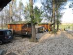 Camp im Herbst 2009